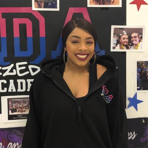 Sereena  - Dance Instructor  Sereena has a passion for dance and this led to setting up her own Dance Studio called Urbanize working with over 100 young people. This year the senior team won a spot at World Dance Champs in the US!!