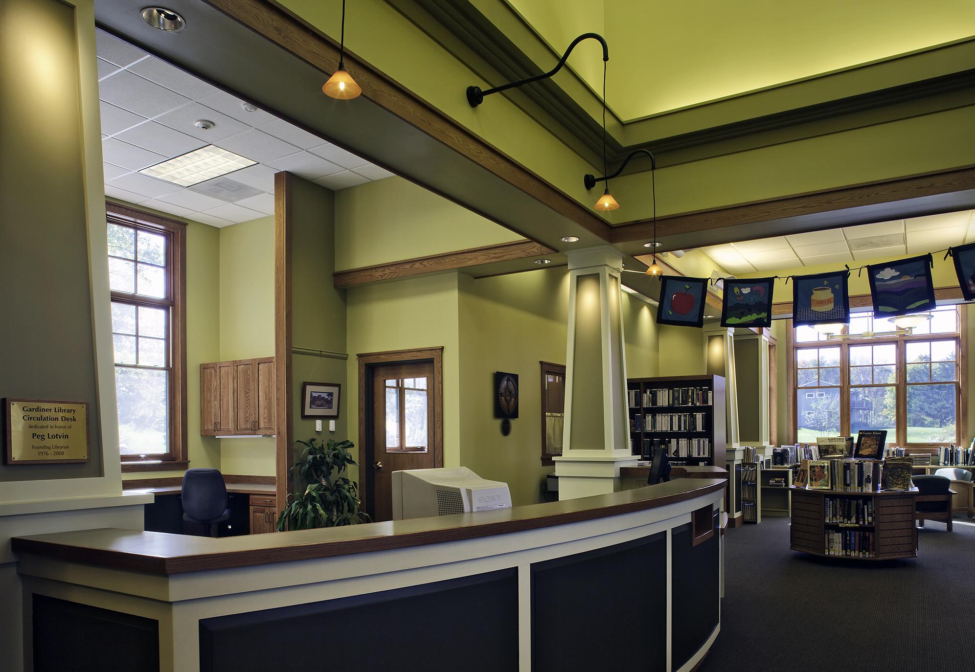 Gardiner Library