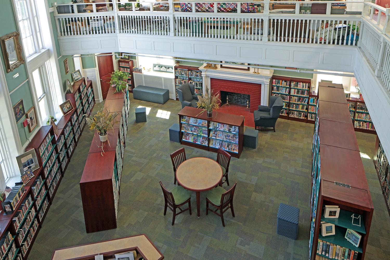 Josephine–Louise Public Library