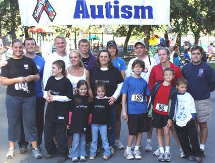 Autism Walk