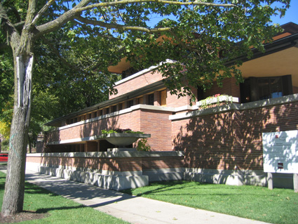 Frank Lloyd Wright's Robie House