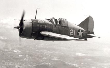 F2A-3 Brewster Buffalo