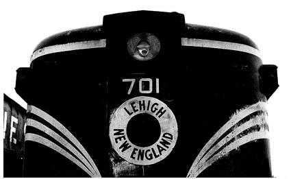 Lehigh & New England Railroad