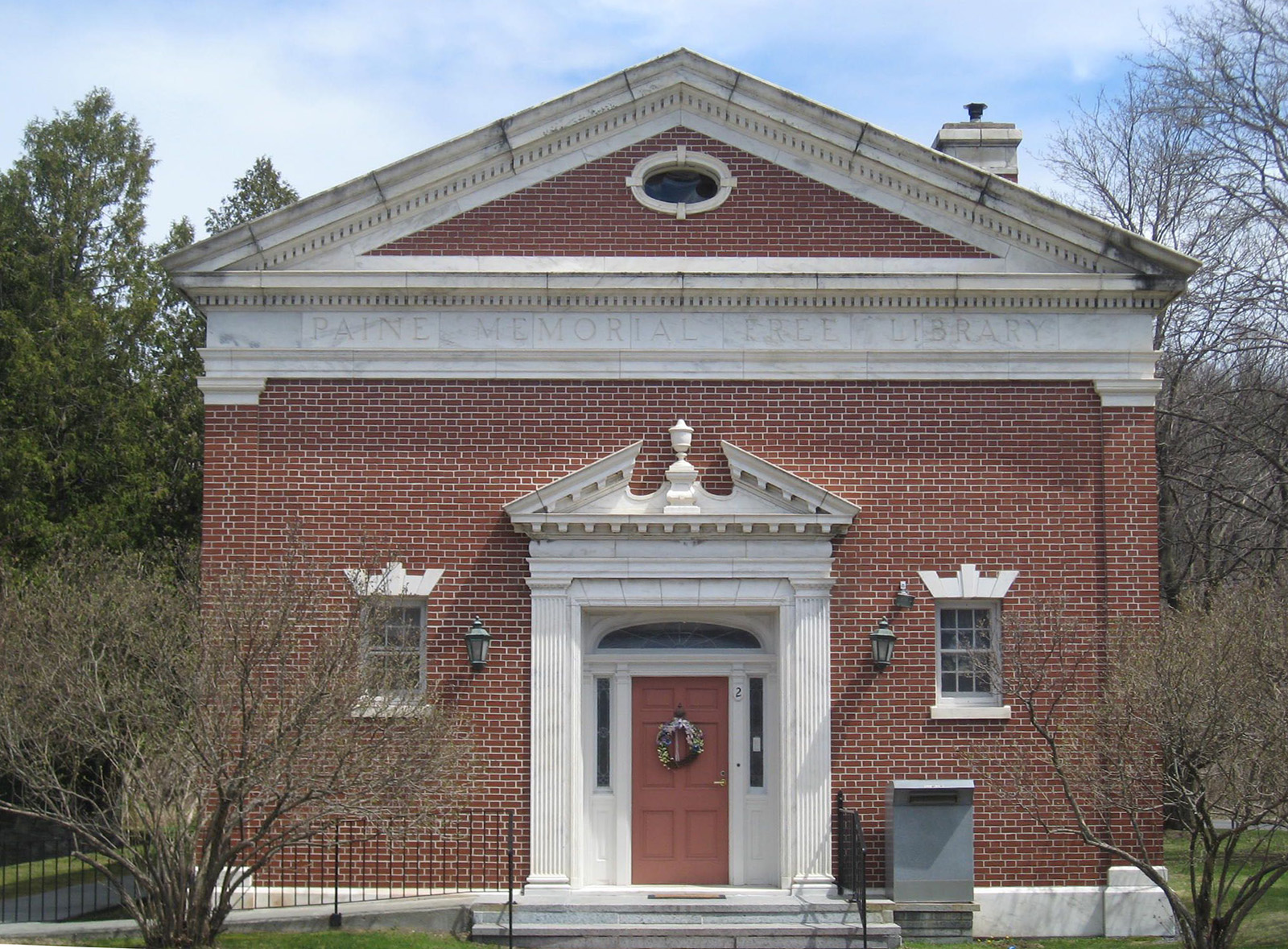 Paine Memorial Library - Willsboro, NY