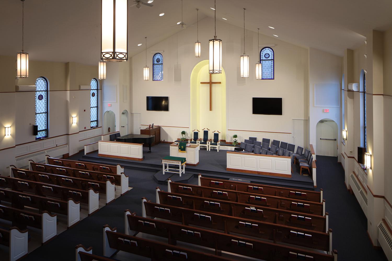 Ballston Center Associate Reformed Presbyterian Church