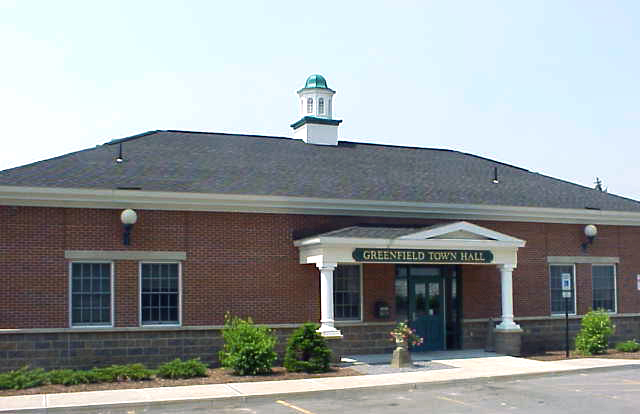 Greenfield Town Hall