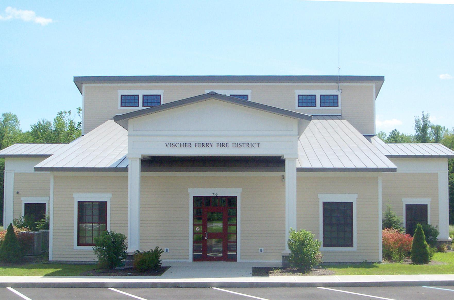 Vischer Ferry Fire District