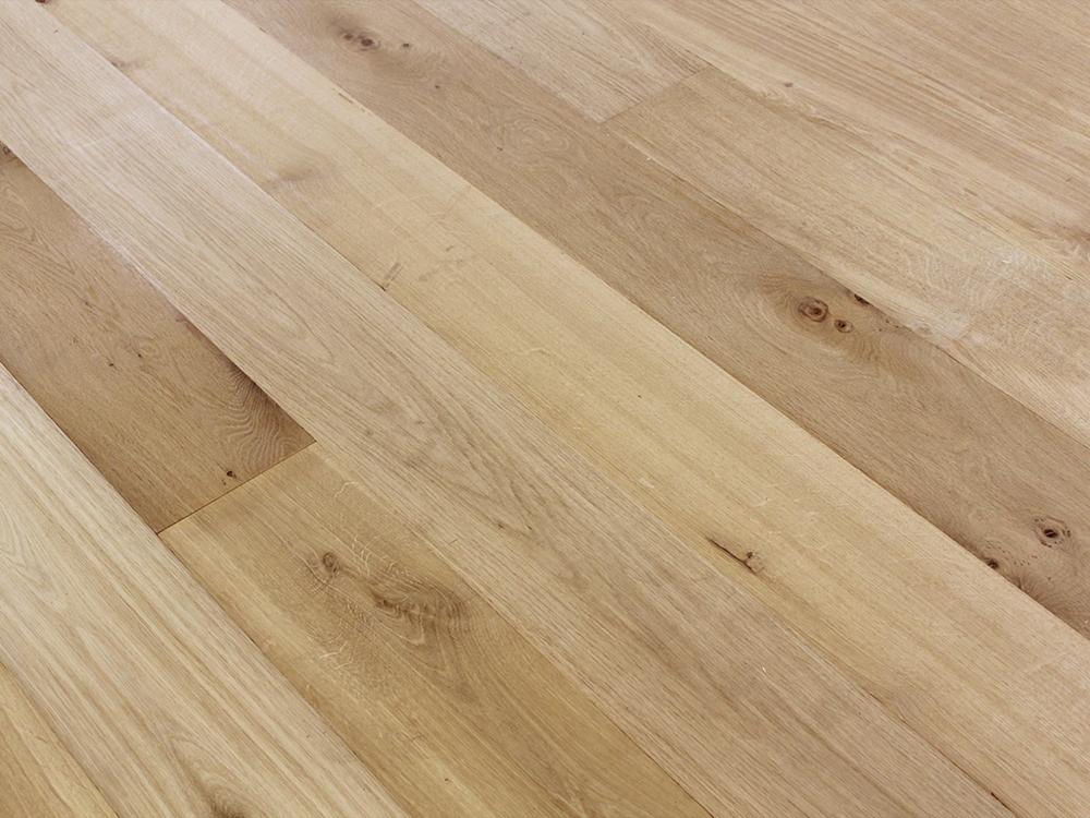 Hardwood Solid Wood Lvt, Unfinished Laminate Flooring