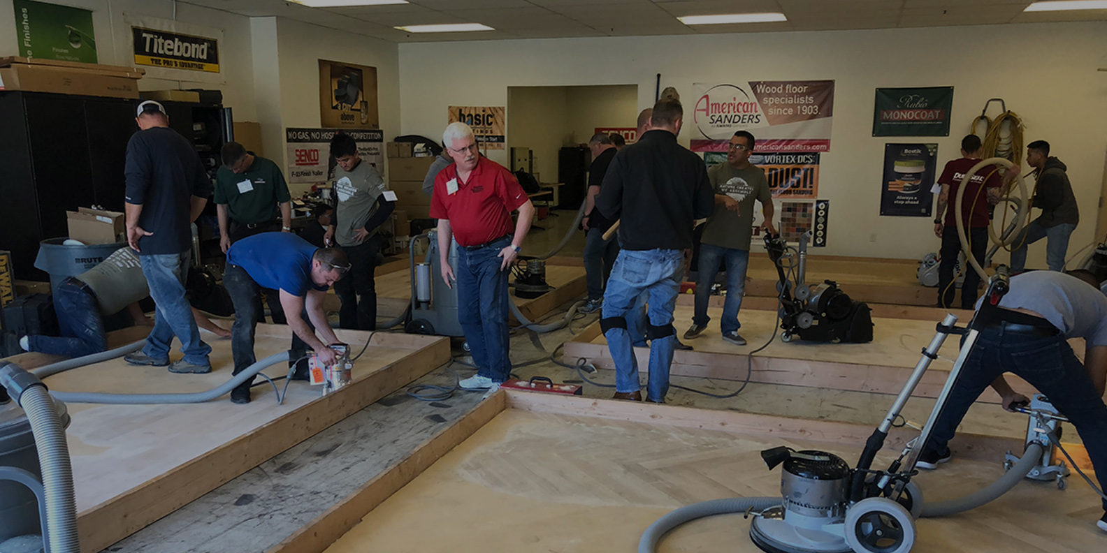 Training - From BASIC TRAINING to advanced Techniques, we OFFER TRAINING THAT HELPS keep our customers at the forefront of THE INDUSTRY.
