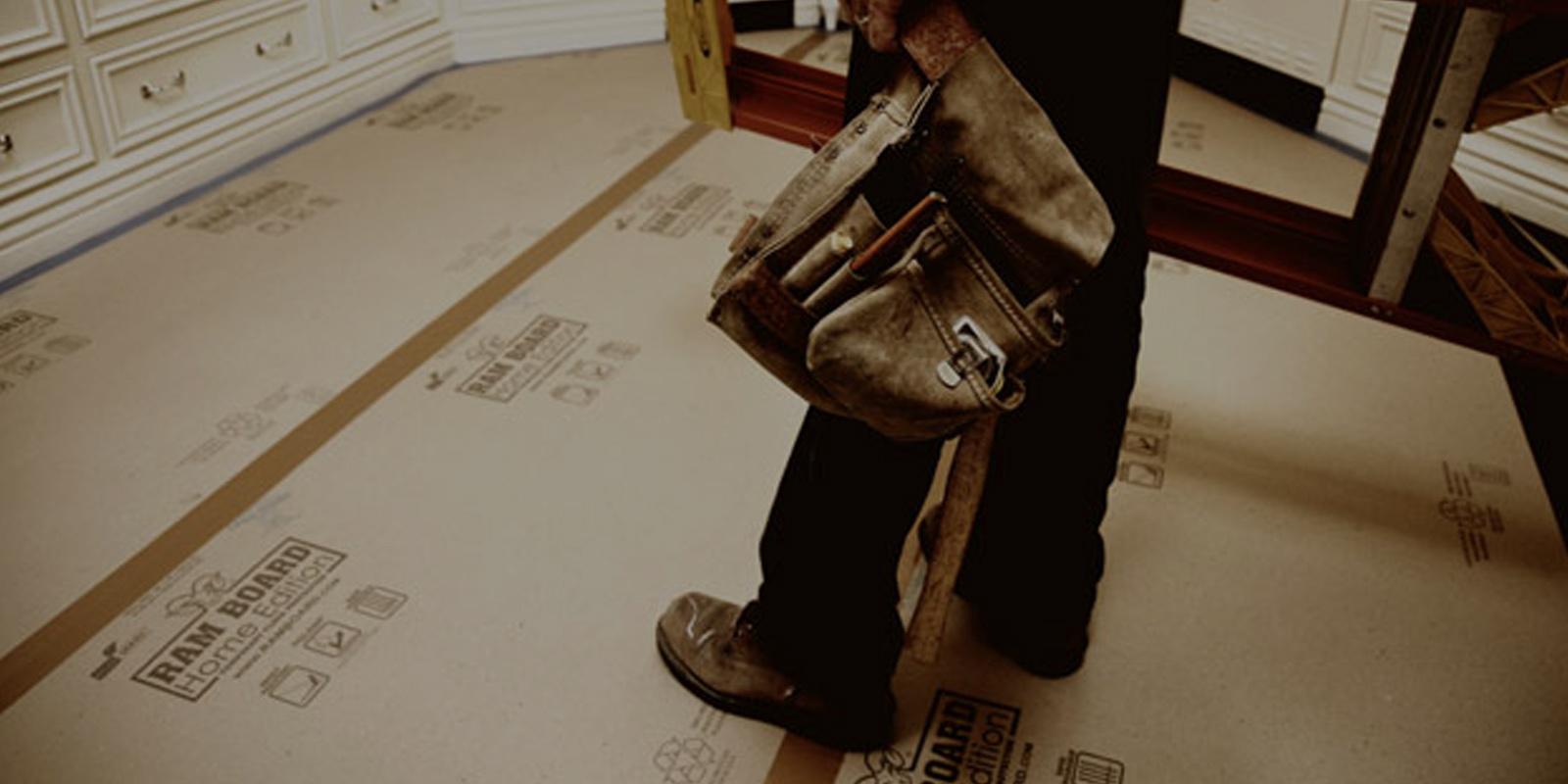 Floor Protection -