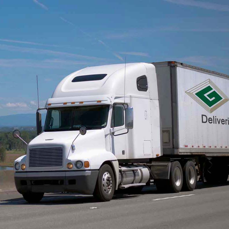 24 Hour Trucking & Daily Delivery - We offer fast delivery on our own fleet throughout CA, AZ and NV. Most West Coast orders are delivered within 24 hours, with 48 hour service throughout our footprint. We also offer seamless, well-packaged LTL shipments to the rest of the U.S. and Canada.