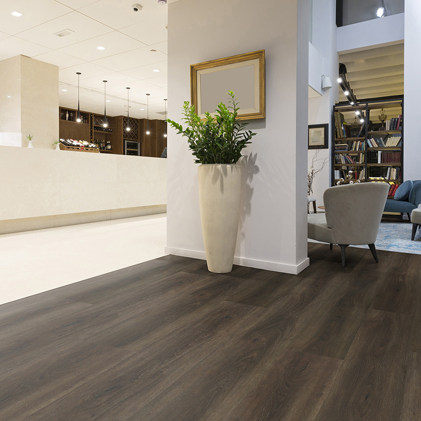 Luxury Vinyl Tile (LVT) -