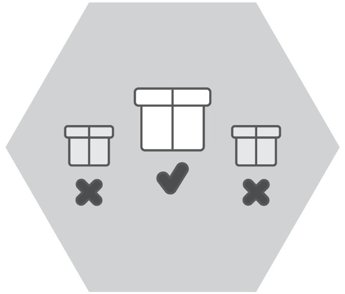Inkblot Analytics choice modeling survey