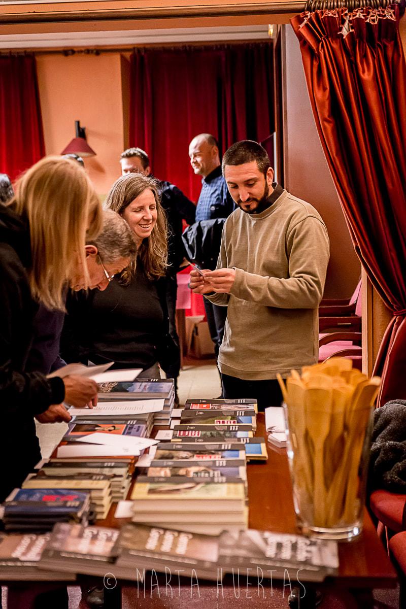 Esdeveniments culturals - Nova etapa editorial Llibres de Batet. Olot.