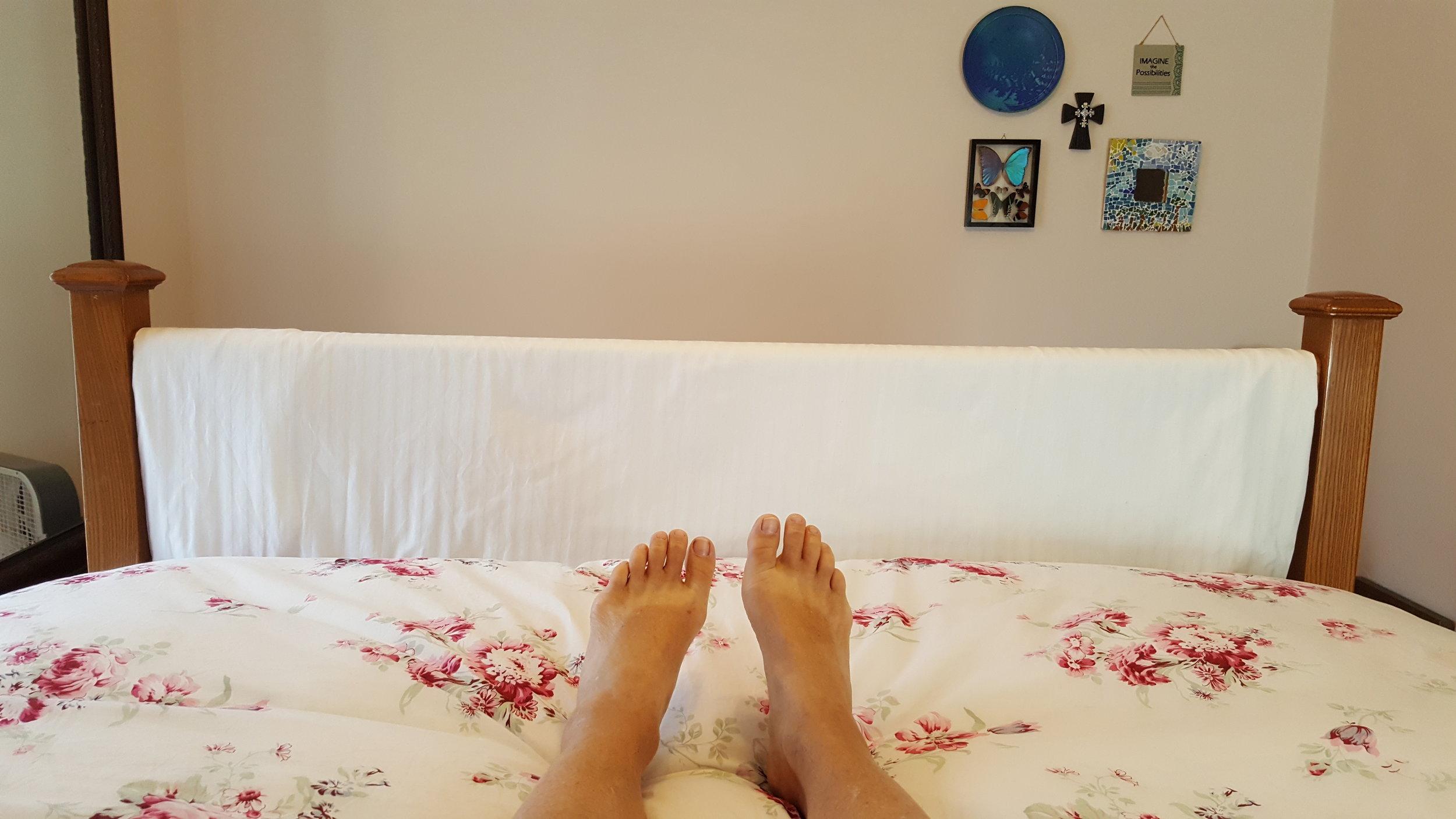 TIP #3 - Refresh your bedroom