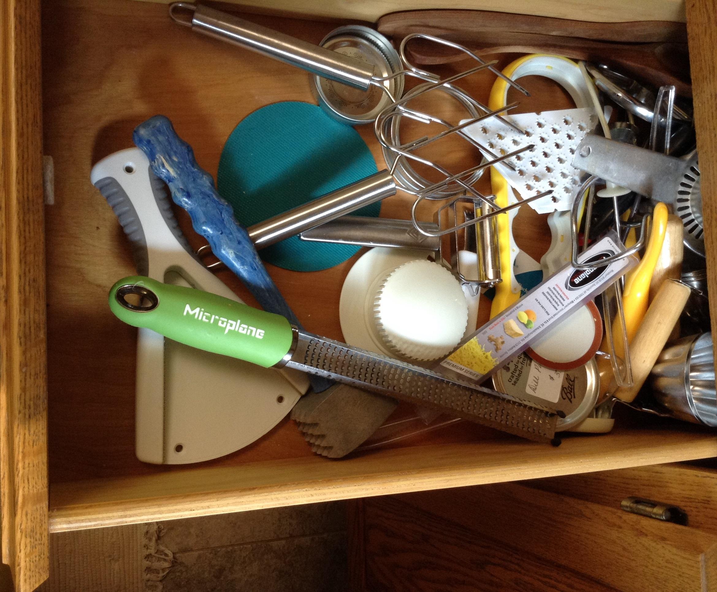 TIP #4 - Eliminate unused kitchen clutter.