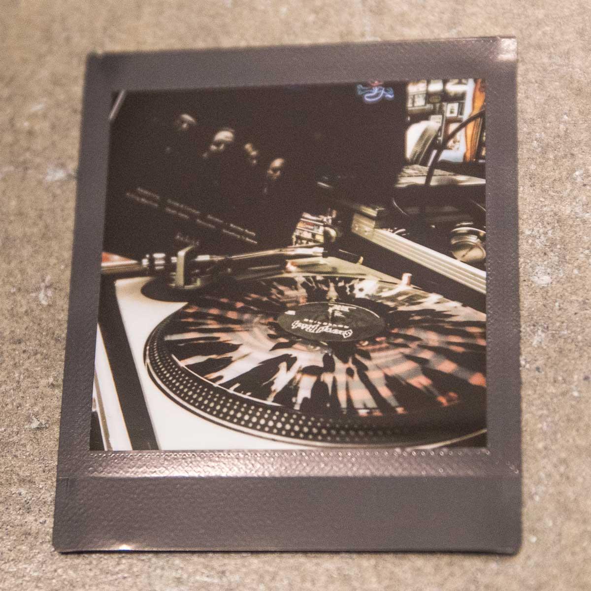 Sacred Reich, Awakening, splatter vinyl