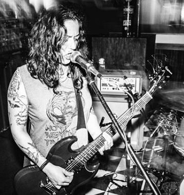 Ale  [guitar]  Photo Credit:  Keith Baillargeon