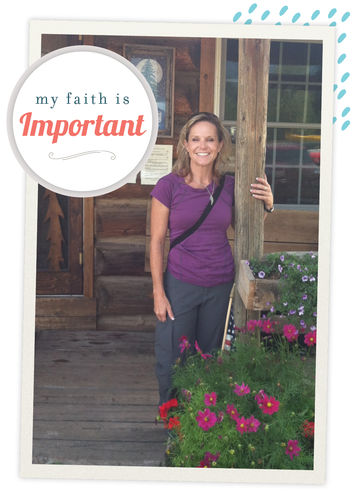 faith and spirituality are important foundations