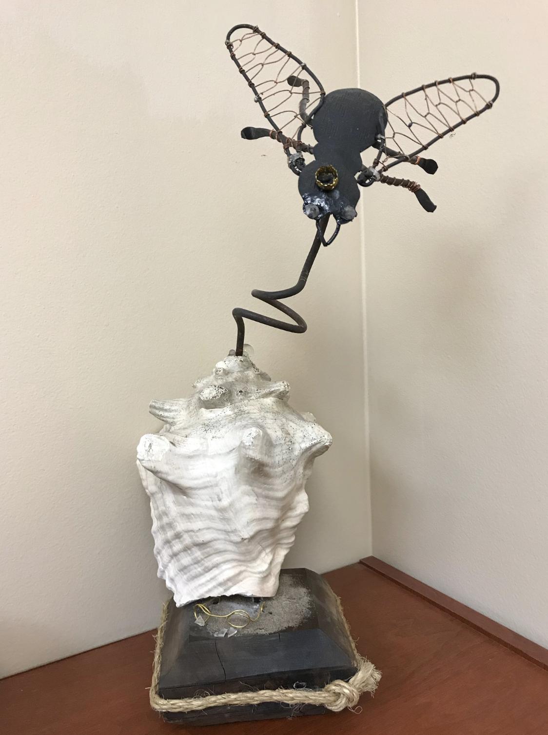 Student created art piece.