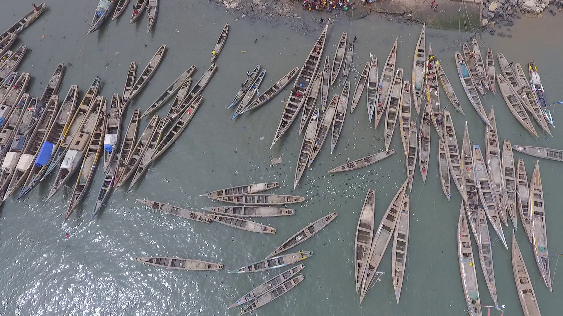 local fisherman working together to protect their future & prevent an environmental disaster -