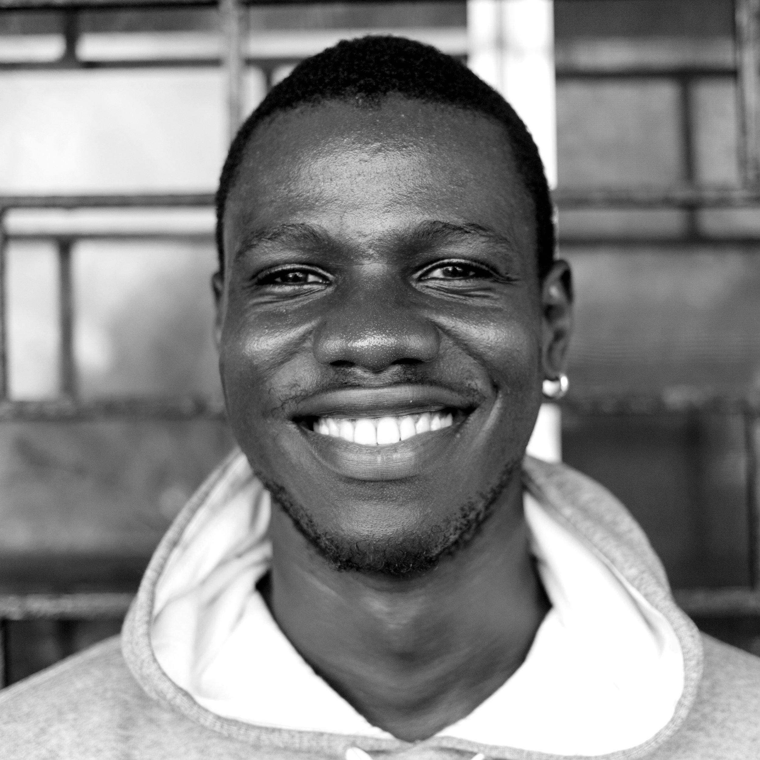 Dir. Archie 'Valentino' Thomas  |  Liberia