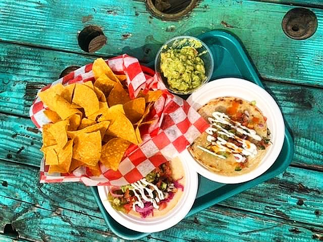 Our new bffs @cheapfoodies posted this and we thought it looked really good so we had to share. Feeling cute, def won't delete later 🙌🌮😘 . . . . . #nyc #governorsisland #drinkingnyc #nyccraftbeer #beerlove #beerlover #beerme #beergeek #beertime #taco #quesadilla #views #tacotime #cocktails #wine #summer #outdoors #nycnature #nycparks #sunshine #cheers #views #guacamole
