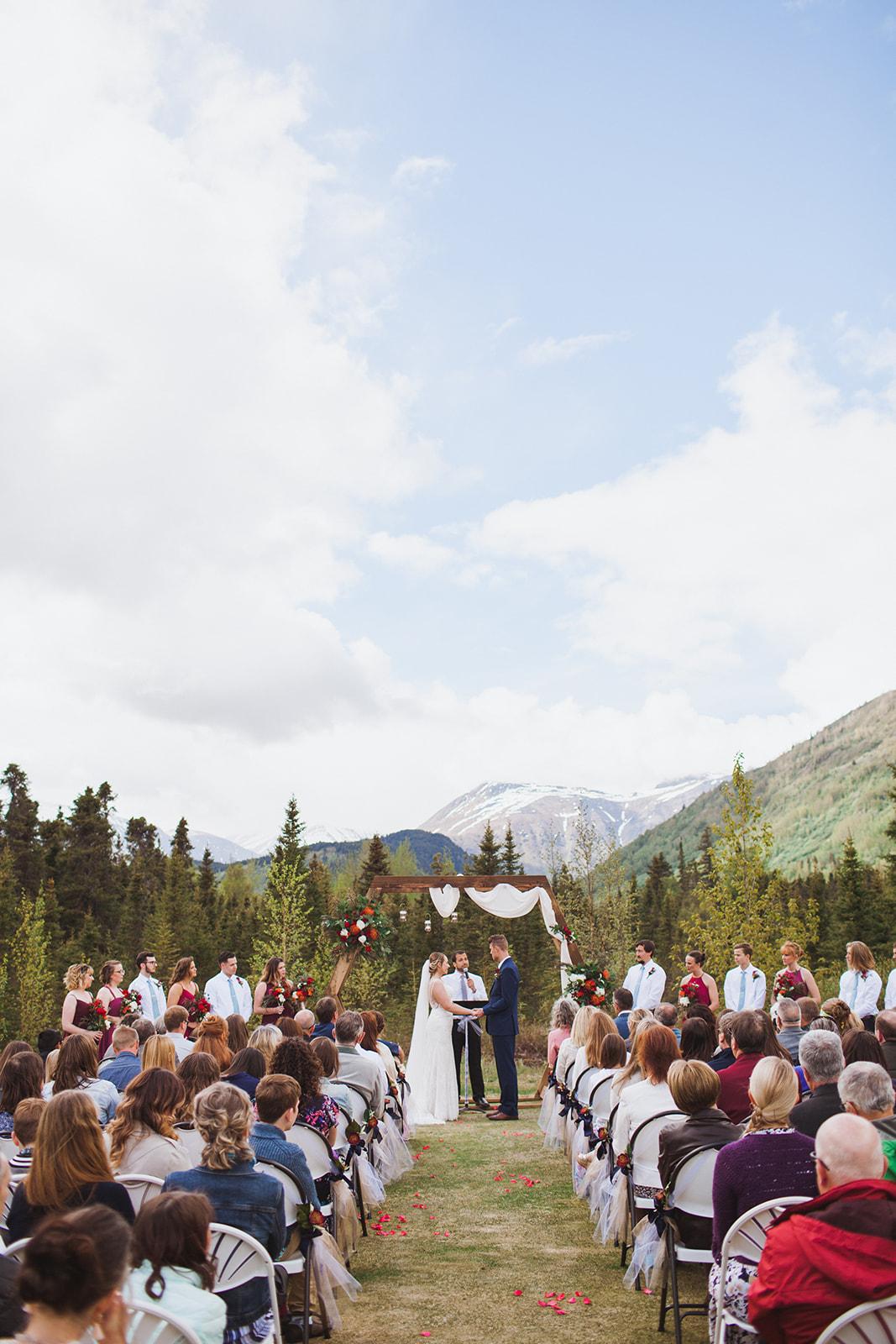 mountain ceremony