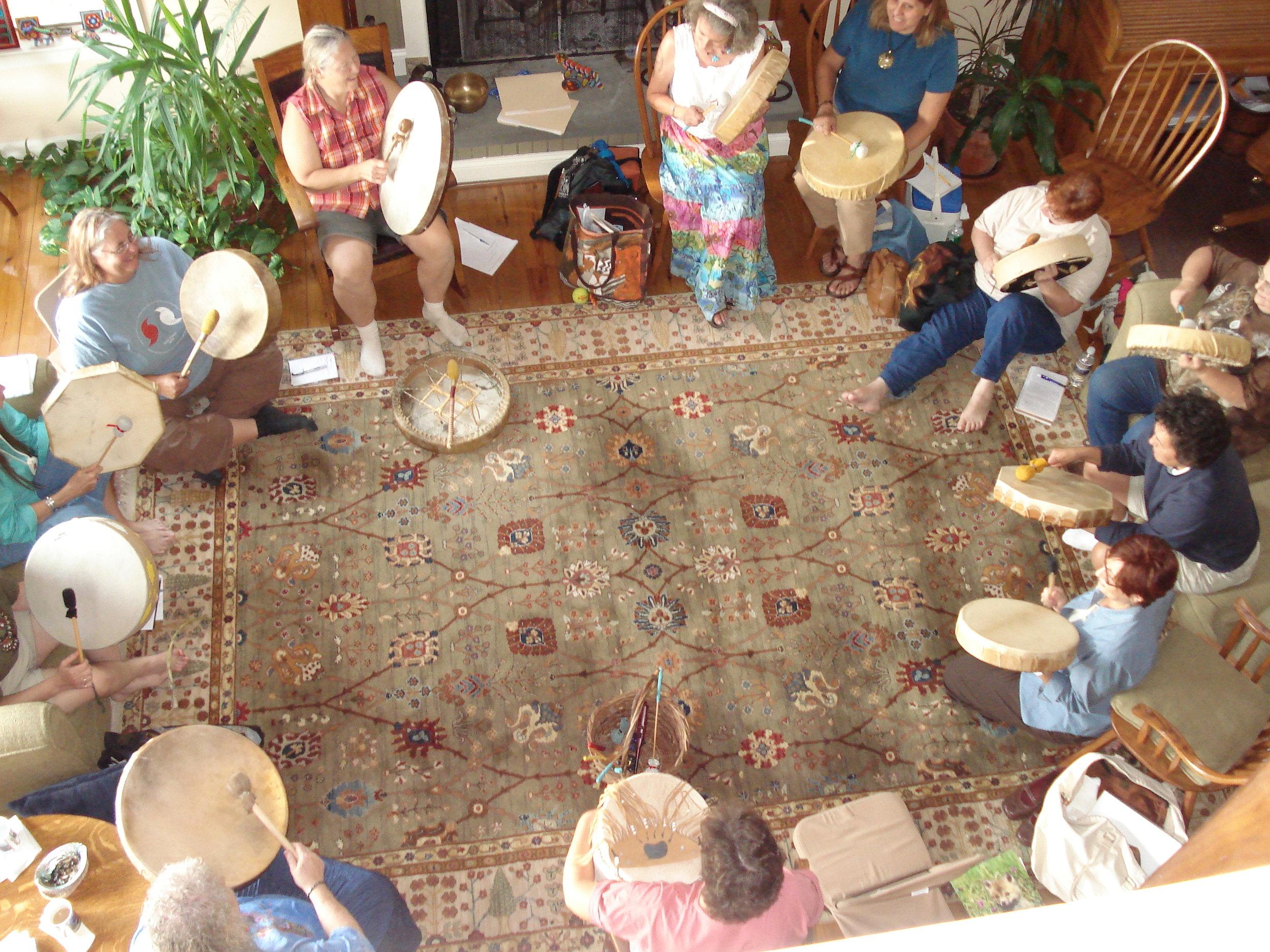A Drum Circle (2).JPG