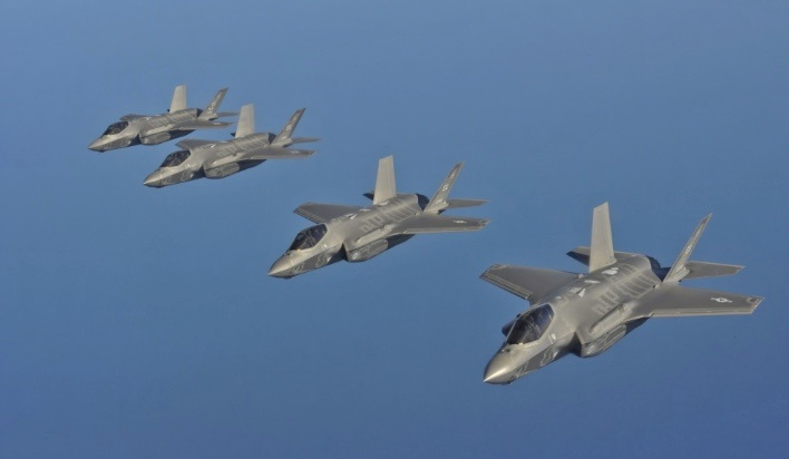 The F35 or JSF is a multi-national program with international reach.
