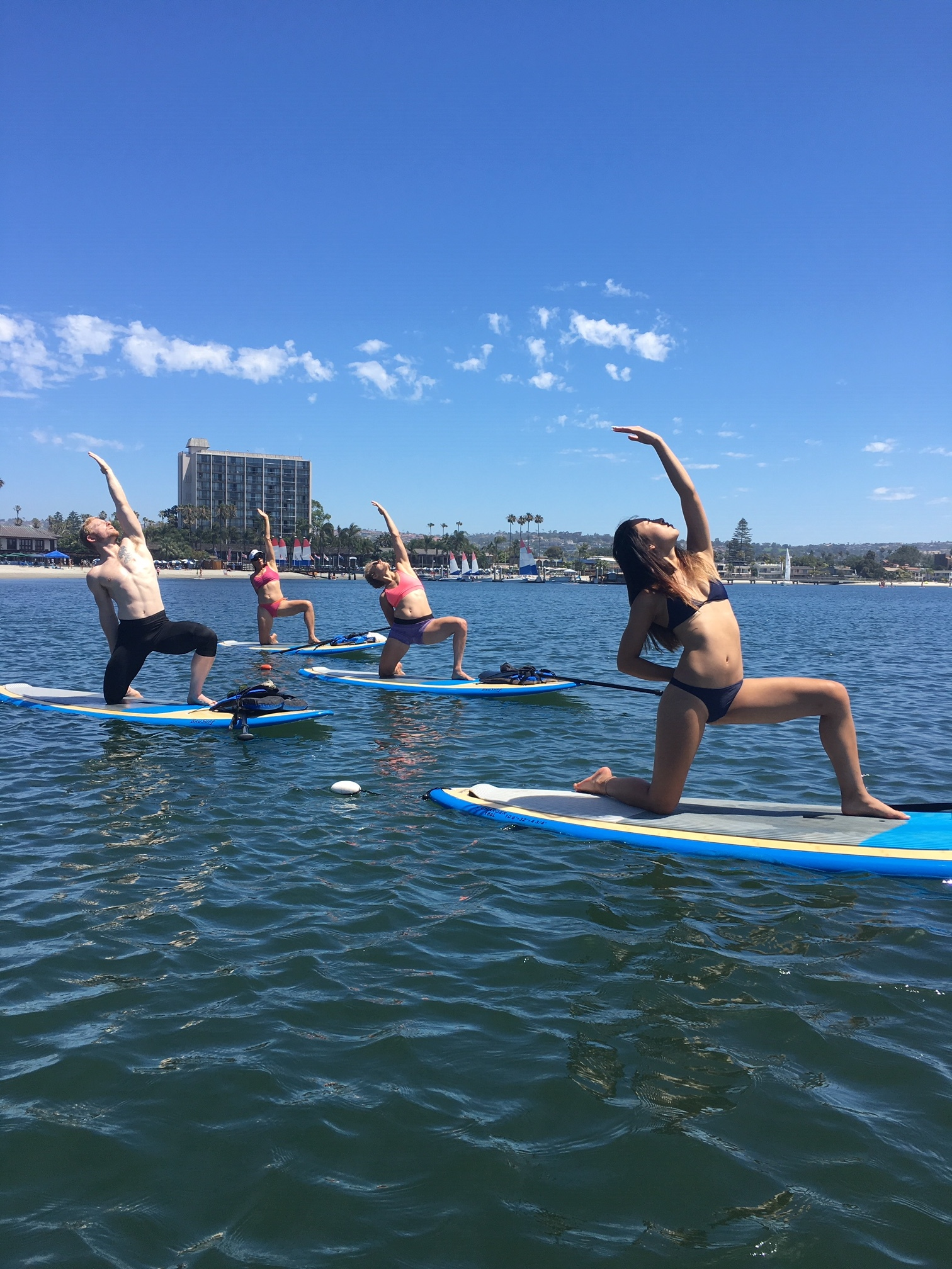 Book a Private SUP Party Today!