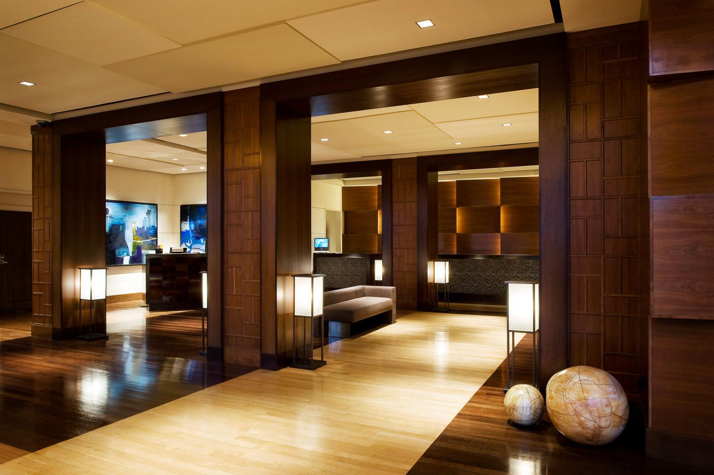 Kimpton Hotel front desk lobby, InterContinental Hotel Group, hotel photographer, hotel lobby, interior photography