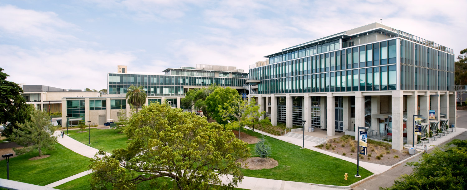 UCSD Student Academic Services Facilities, architectural photographer, southern california, san diego commercial photography