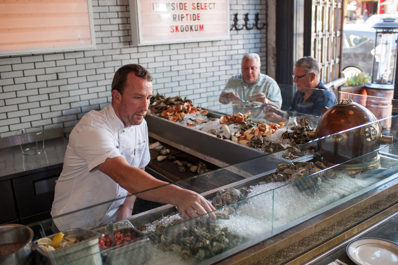 Jason McLeod | Ironside Fish & Oyster Bar