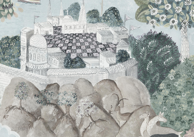 Emily's Garden design detail - fortress.JPG