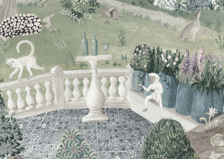 Emily's Garden design detail - monkeys.JPG