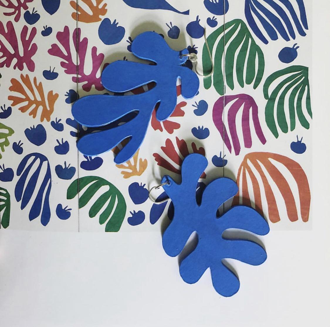 Funky Earrings - aloe by olivia