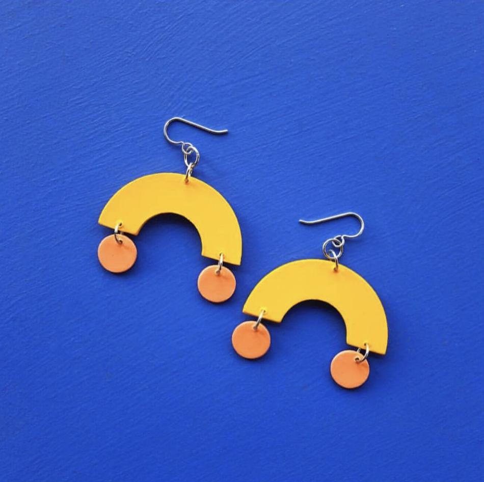 Cool Earrings - aloe by olivia