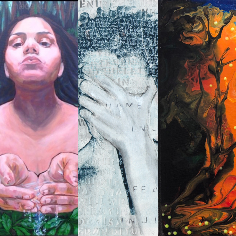 NOW! at City Hall - January 14 – March 22Art Gallery at City Hall, Room 116