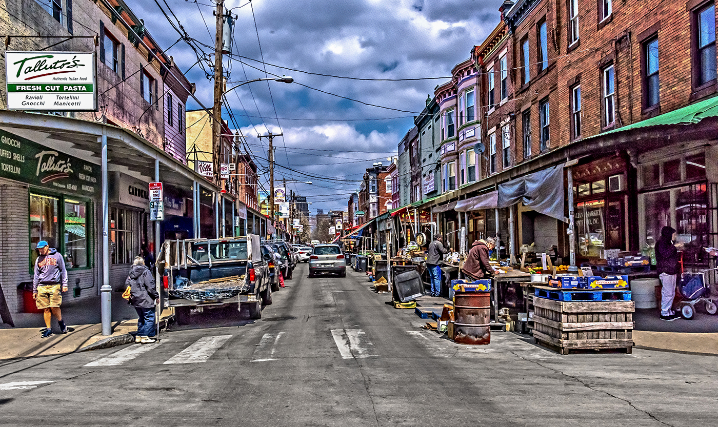 """South Philly: Pretty and Gritty"" (Photos by DVAA member Gary Grissom)"