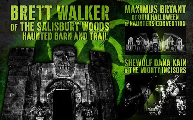 NEW HAUNTCAST Episode 82: Quarantined Featuring Brett Walker of The Salisbury Woods Haunted Barn & Trail, Maximus Bryant of Ohio Halloween & Haunters Convention, and music from She Wolf Dana Kain & The Mighty Incisors. PLUS: News From Beyond with Jeff Doan, Shocktails with Johnny Thunder, and Theater of the Mind with Revenant. Stay Home, Stay Safe, and Stay Scary! Full show notes and feature links on our website, https://www.hauntcast.net/episodes/2020/3/30/episode-82-quarantined   AVAILABLE NOW: https://www.hauntcast.net/  https://hauntcast.podbean.com   