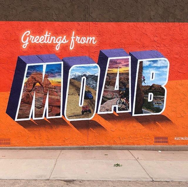 Moab is the bomb yo! #moabutah