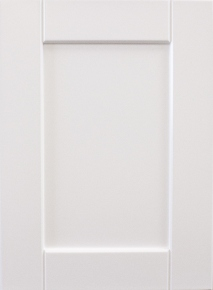 shown in Maple / Colour:  White Lacquer