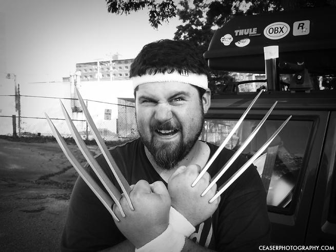 Hi. I'm Wolverine.
