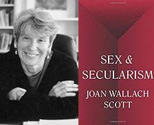 FREE SPEECH 1: Who Has the Right to Speak on Campus? With Joan Scott - With Professor Joan ScottREAD MORE