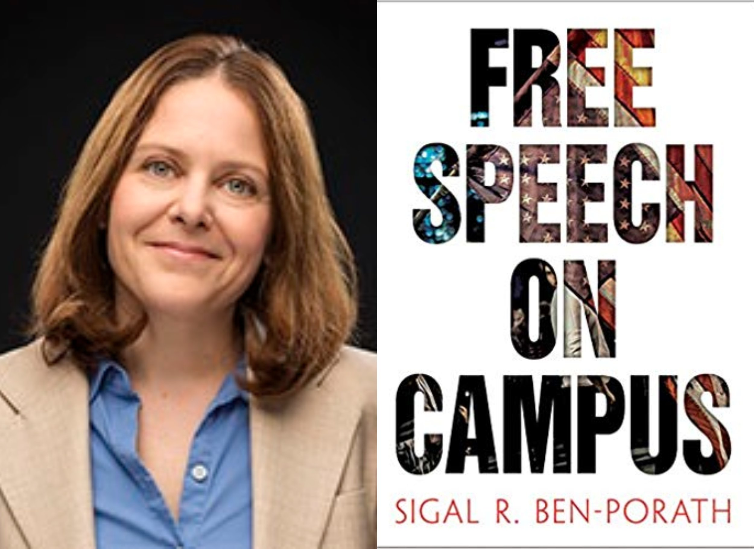 "FREE SPEECH 34: ""Inclusive Freedom"" as a Way of Putting Free Speech into Practice, with Sigal Ben-Porath - With Professor Sigal Ben-Porath, University of PennsylvaniaREAD MORE"