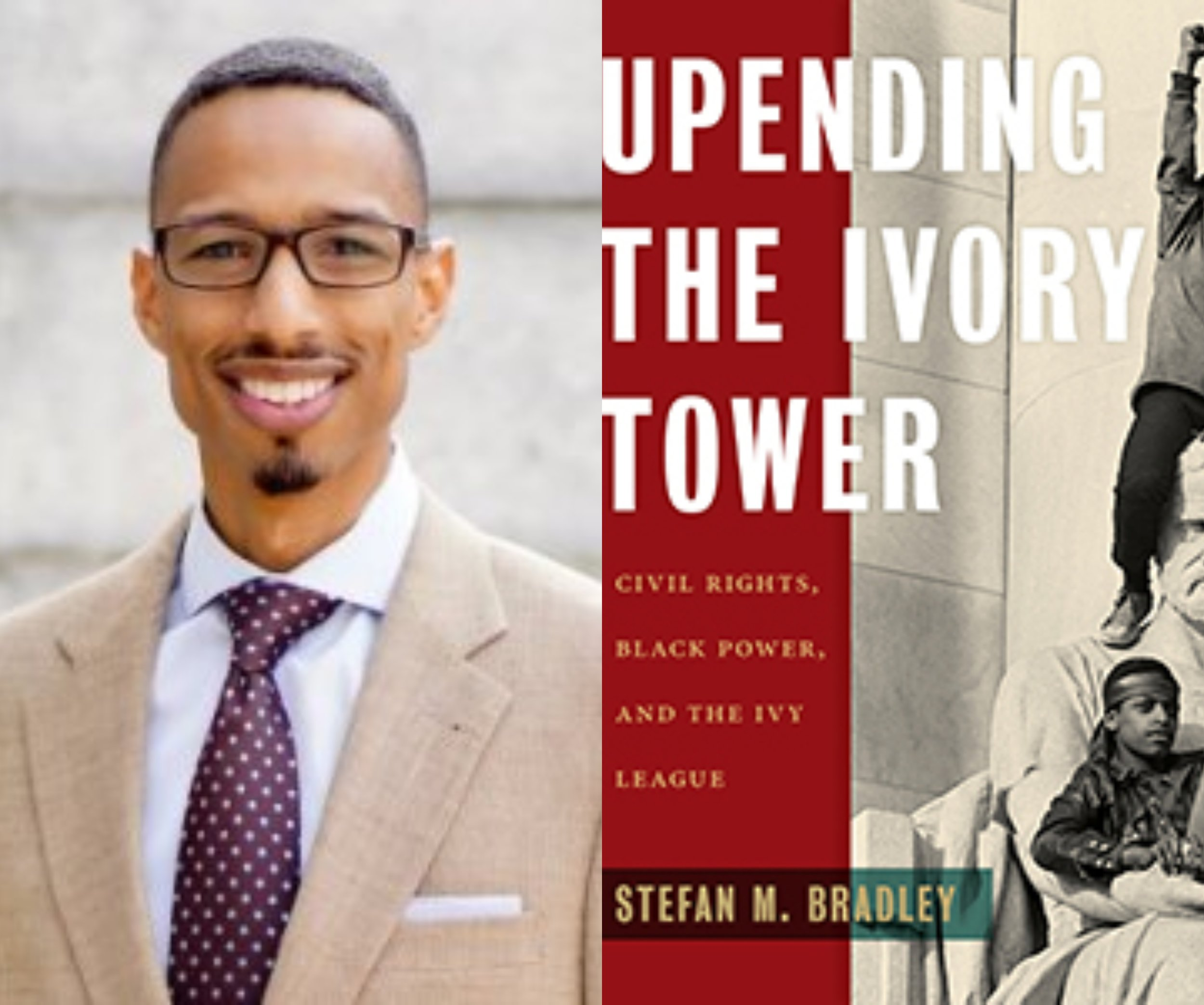 FREE SPEECH 35: How Did American Universities Become Great? (Hint: Black Student Activists), with Stefan Bradley - With Professor Stefan Bradley, Loyola Marymount University, Los AngelesREAD MORE