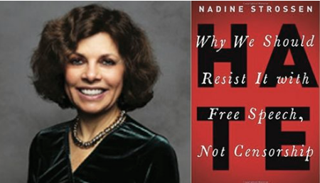 FREE SPEECH 13: Can Hate Speech Only Be Countered With More Speech? - With Professor Nadine Strossen, New York Law School