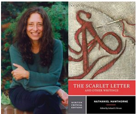 """A Revolutionary """"New Truth"""" for America - Nathaniel Hawthorne's The Scarlet Letter, with Carol Gilligan."""