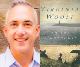 """On or around December 1910, human character changed."" Virginia Woolf's To the Lighthouse, with Jared Stark. -"